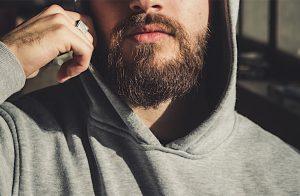 پرپشت شدن ریش