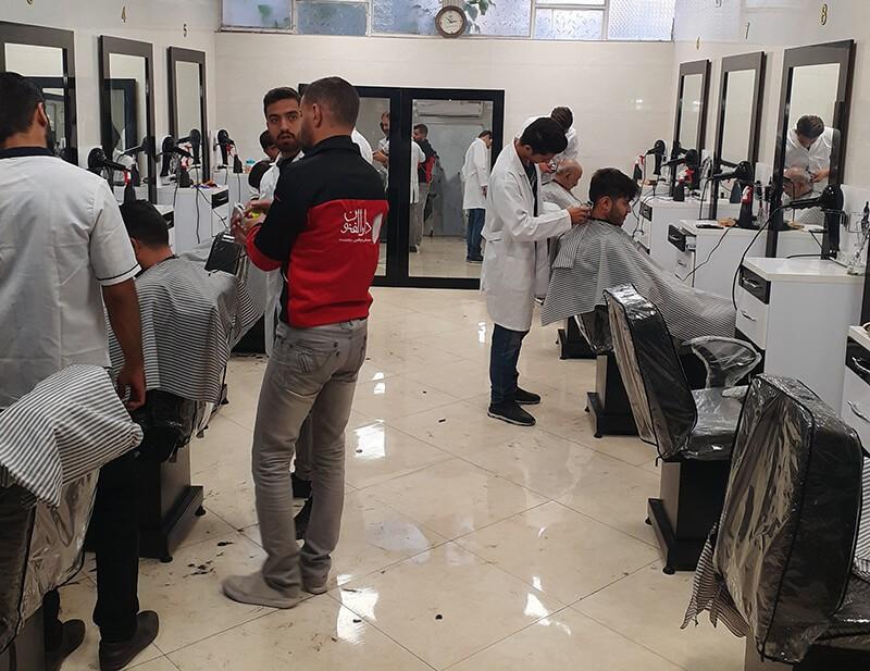 شیوه های اصولی آرایشگری در کتاب تئوری آموزش آرایشگری